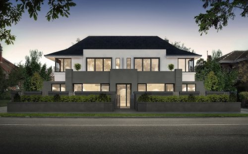 Gascoigne Estate Malvern