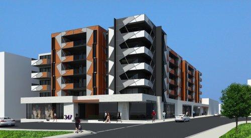 Macaulay Road Apartments Kensington / Victoria