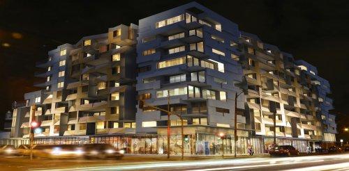 Lygon Street Apartments Carlton / Victoria