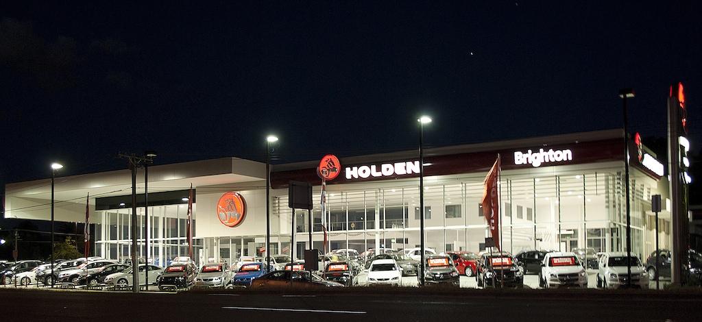 Brighton Holden / Victoria