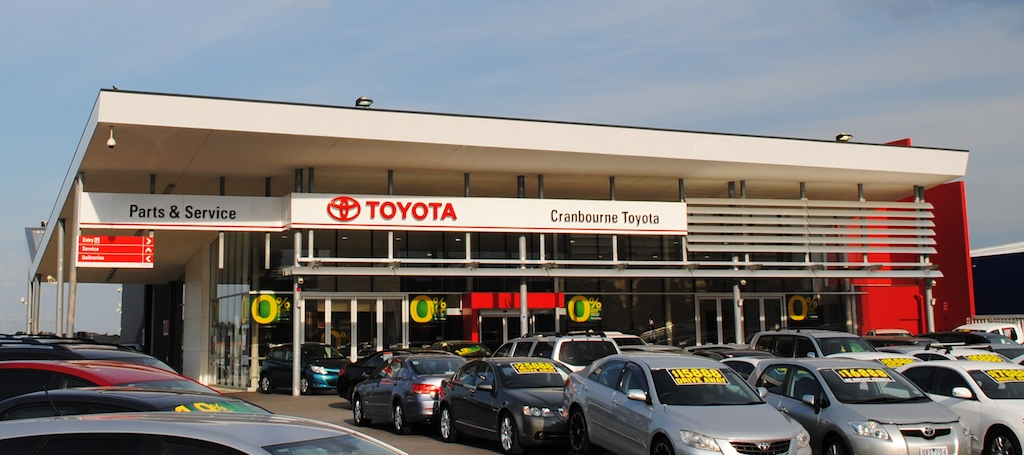 Cranbourne Toyota / Victoria