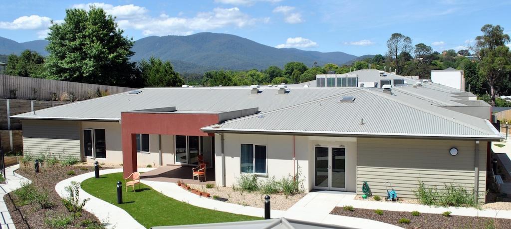Healesville Aged Care / Victoria